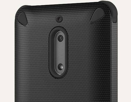 Etui Nokia CC-501 Rugged Impact Case do Nokia 6 Sage Mint (miętowe)