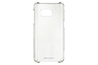Etui Samsung EF-QG935CBEGWW Clear Cover do Samung Galaxy S7 Edge (Black)