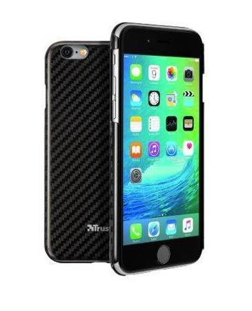 Etui TRUST Kova Carbon Case do Apple iPhone 6 / 6S  (czarny)