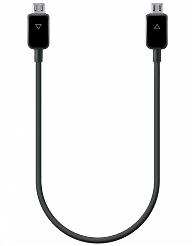S5 KABEL USB BLACK