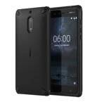 Etui Nokia CC-501 Rugged Impact Case do Nokia 6 Pitch Black (czarne)
