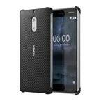 Etui Nokia CC-802 Carbon Fibre Design Case  do Nokia 6 Black (czarne)