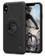 SPIGEN GEARLOCK ETUI NA ROWER CF101 IPHONE X/XS BLACK