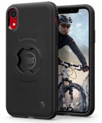 SPIGEN GEARLOCK ETUI NA ROWER CF102 IPHONE XR BLACK