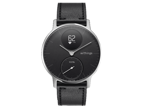Zegarek Withings Active Steel HR 40mm Leather