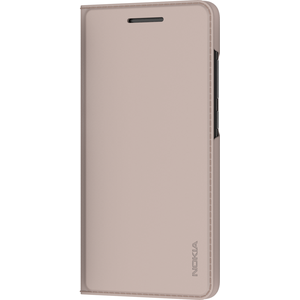 Etui Nokia CP-220 Entertainment Flip Cover do Nokia 2.1 (kremowe)