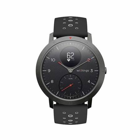 ZEGAREK SMARTWATCH WITHINGS 40mm STEEL HR SPORT