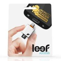 Leef Access Mobile - Czytnik microSD do telefonu, tabletu